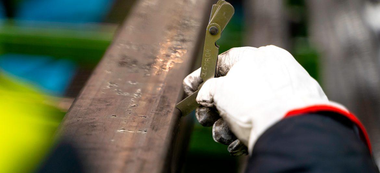 Qués la oxidación o corrosión del acero