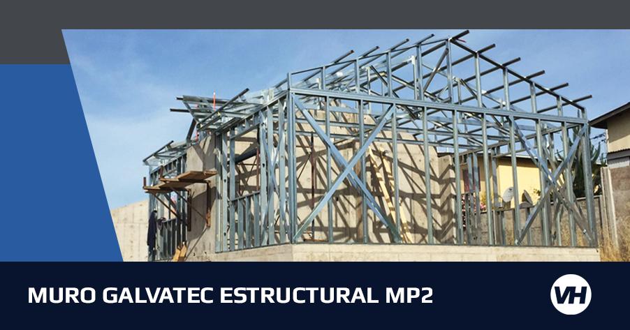 Galvatec MP2 estructura